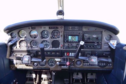 Warrior Cockpit